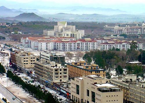 inverno em Islamabad – Paquistão