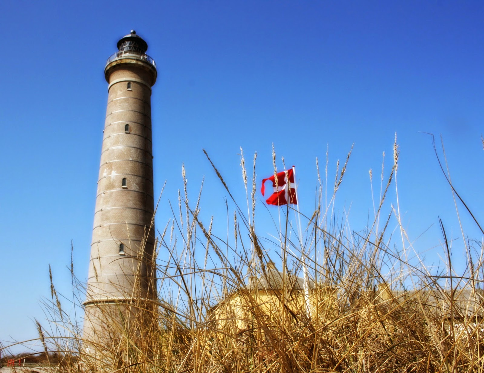 Faro Dinamarca Skagen Grenen