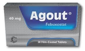 سعر ودواعي إستعمال أجاوت Agout أقراص لعلاج حالات النقرس
