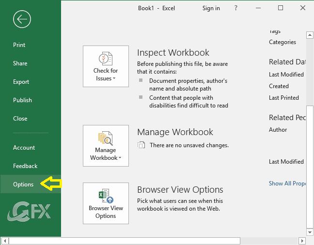 excel Developer tab - 127.0.0.1/ceofixnet/