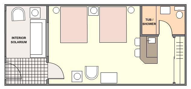 Foundation Dezin Amp Decor Standard Hotel Room Plan