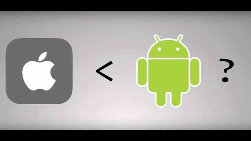 كيفية نقل جهات الاتصال من iPhone إلى Android