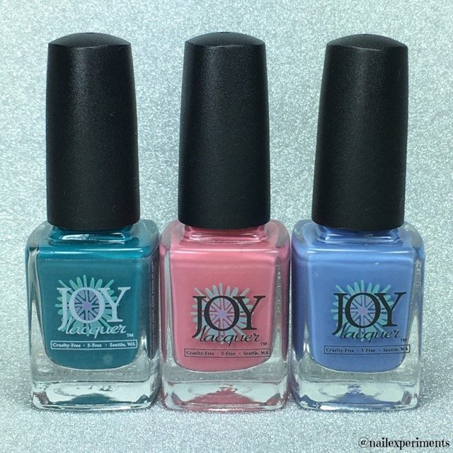 Nail Experiments: JOY LACQUER | THE DICTIONARY OF OBSCURE