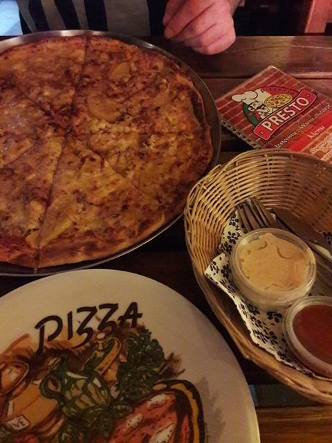 pizzeria Slupsk, Słupsk pizza