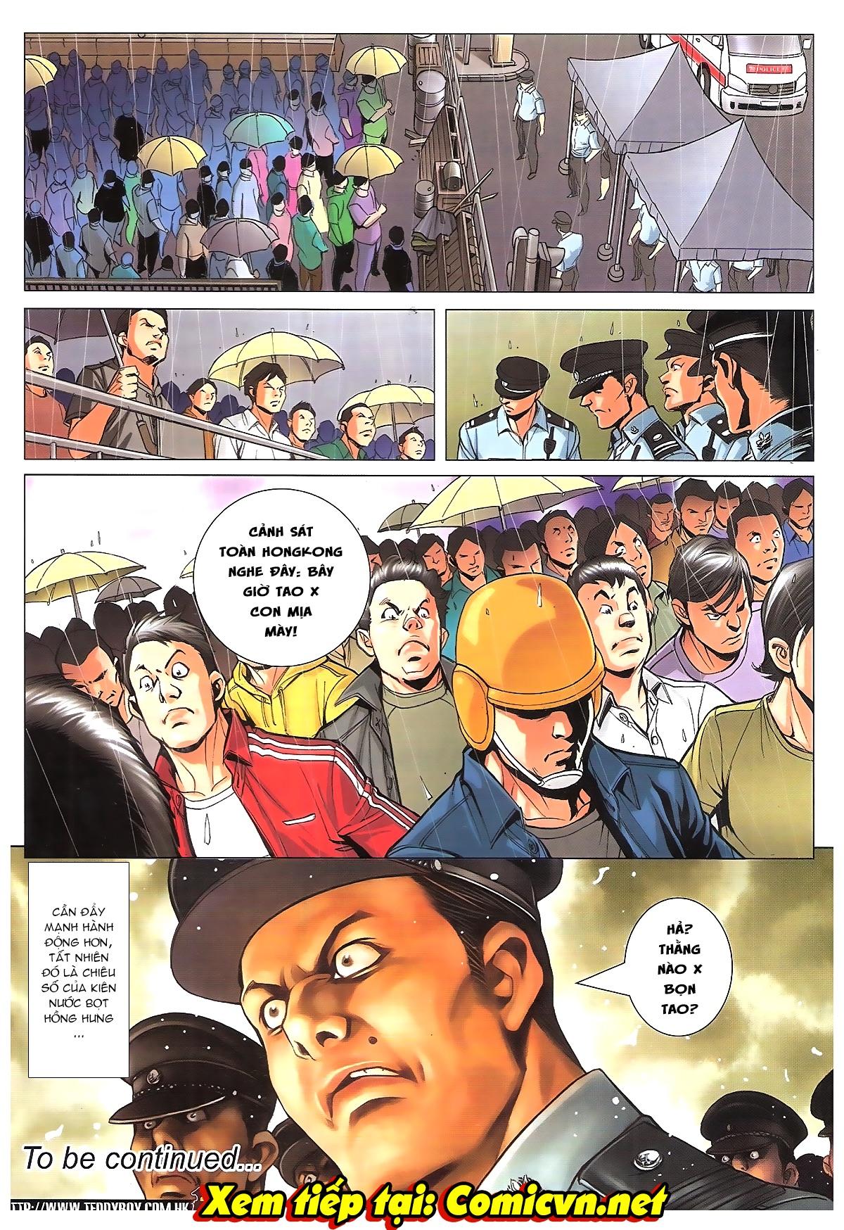 Người Trong Giang Hồ RAW Chương 1768 - NhoTruyen.Net