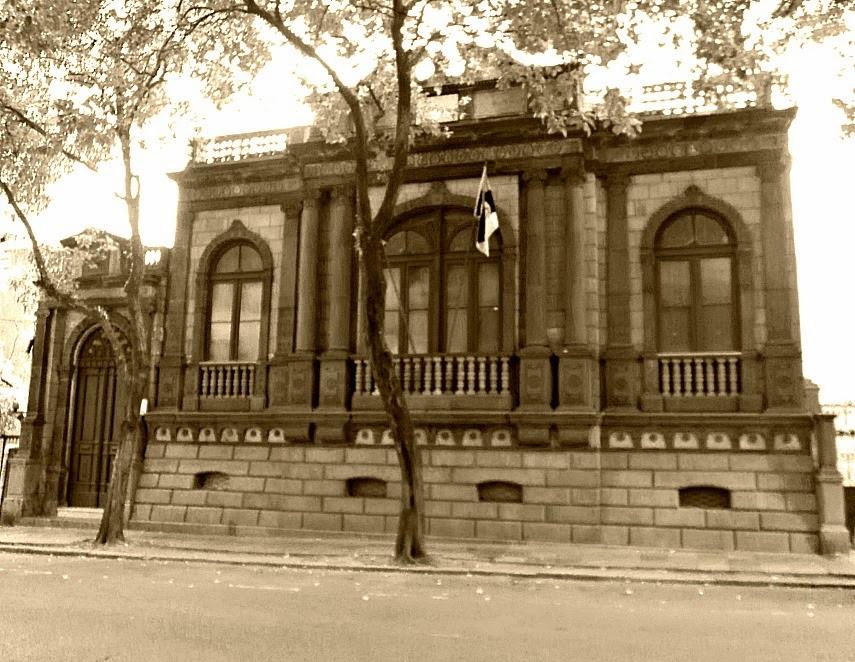 Museu Júlio de Castilhos, em Porto Alegre