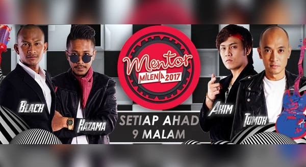 Live Streaming Konsert Mentor Milenia 2017 Minggu 10