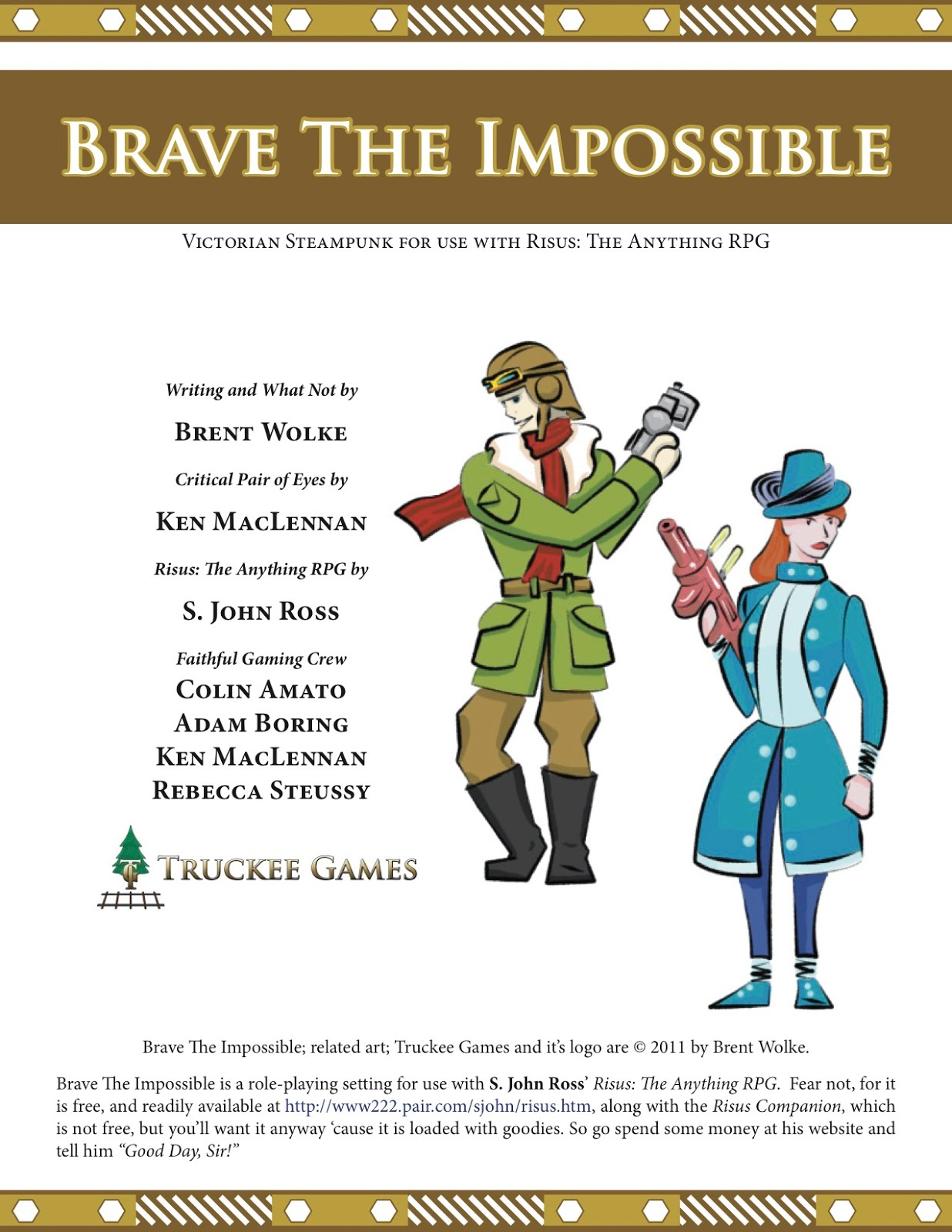 Brave The Impossible