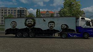Mastodon trailer mod