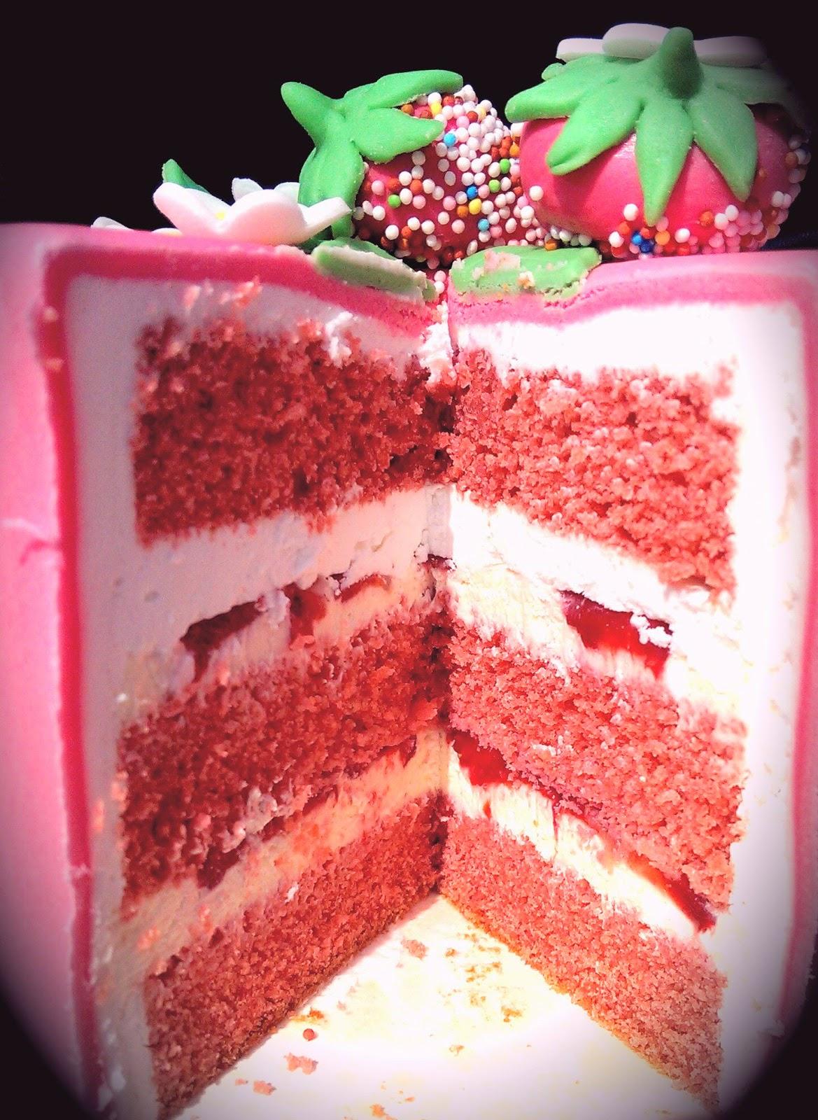 Bine S Candy Cakes Bunte Streusel