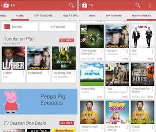 Cara nonton TV dan Film Offline dengan Android