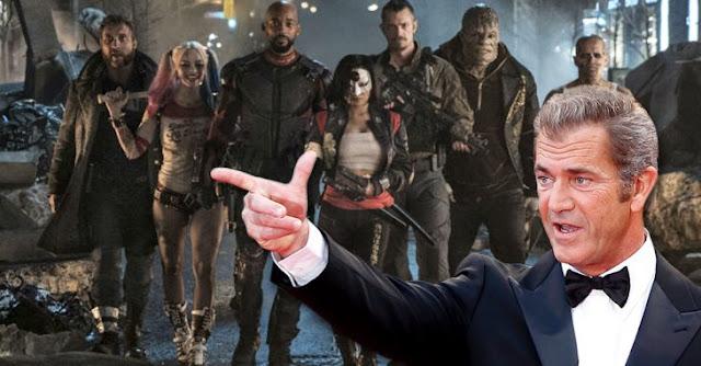 """Mel Gibson podría ser el director de """"Suicide Squad 2"""""""