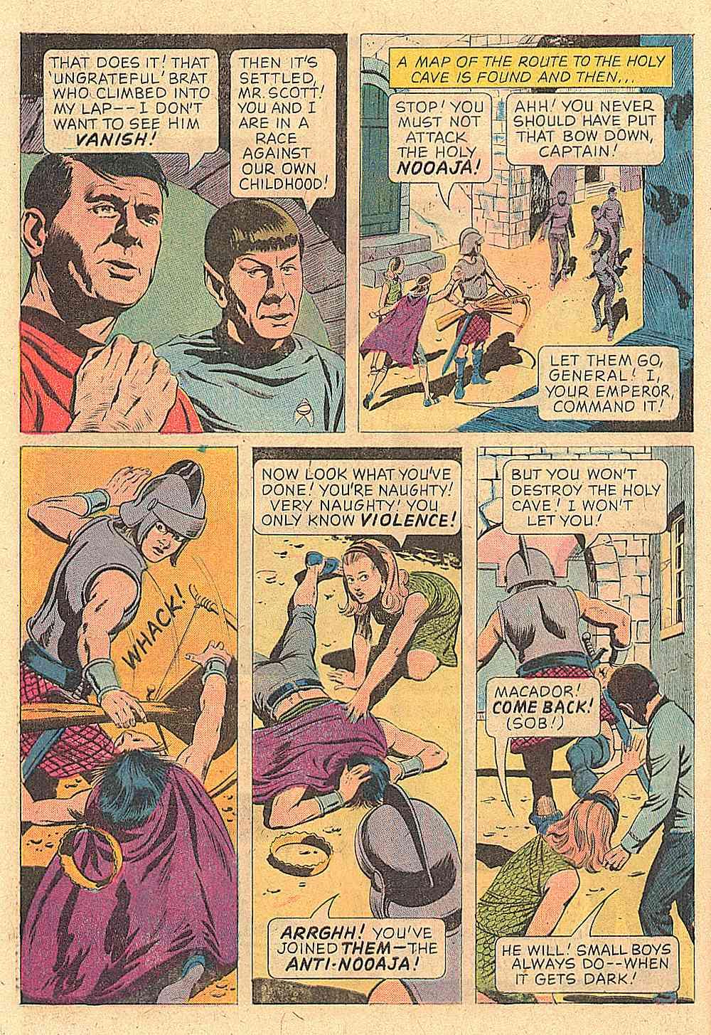 Star Trek (1967) issue 42 - Page 20
