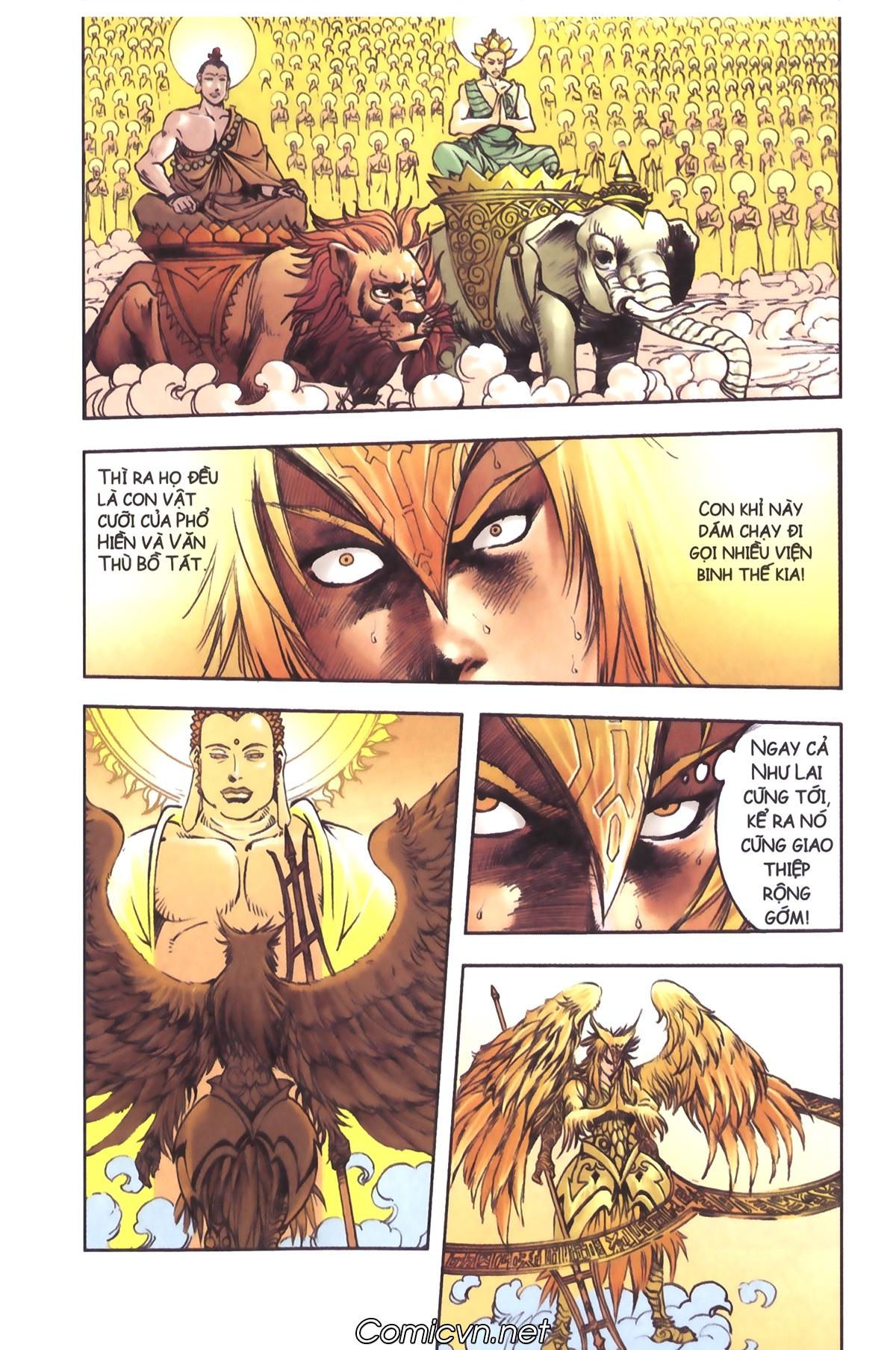 Tây Du Ký màu - Chapter 123 - Pic 13
