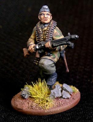 28mm Warlord Games Fallschirmjager