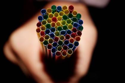 Sedotan Plastik Dilarang Di Eropa Mulai Tahun 2021