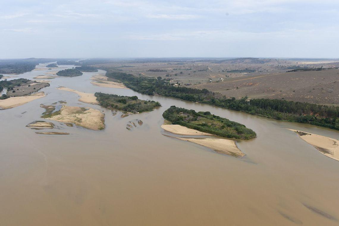 Apenas 6,5% da água dos rios da Mata Atlântica é considerada boa