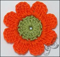Tejer Ganchillo Crochet Como Hacer Flores A Ganchillo O Crochet De - Como-hacer-una-flor-a-crochet