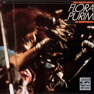 Flora Purim - 1976 - 500 Miles High