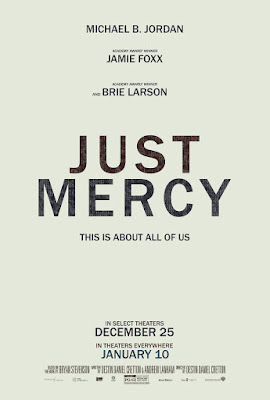 Just Mercy 2019 Movie Poster 1