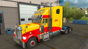 Freightliner Classic Fixed truck mod