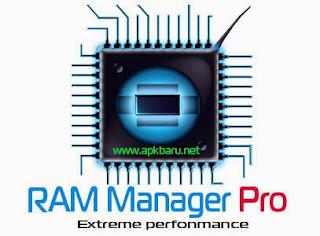 RAM Manager Pro v8.1.1 Apk Terbaru