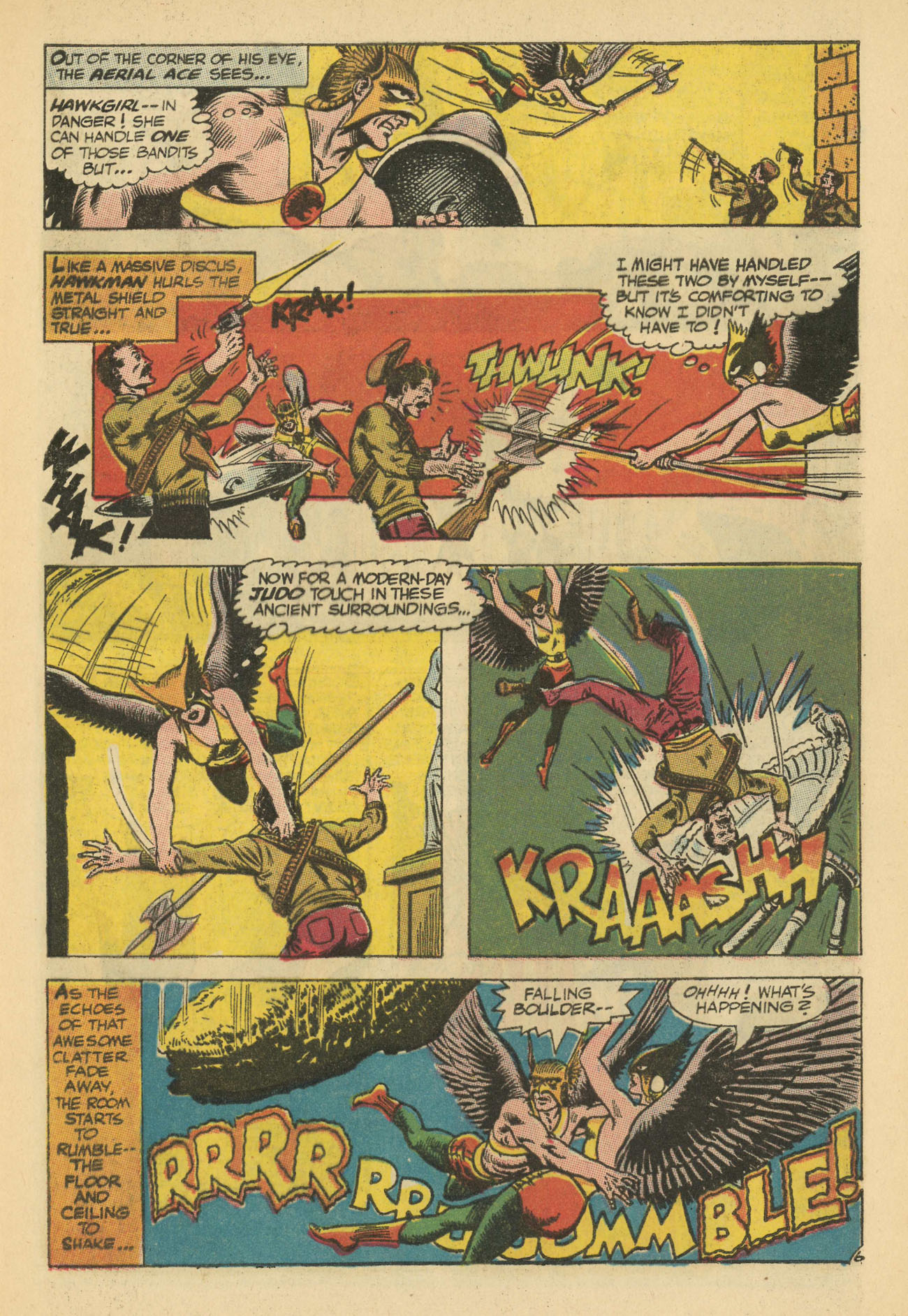 Hawkman (1964) issue 20 - Page 9