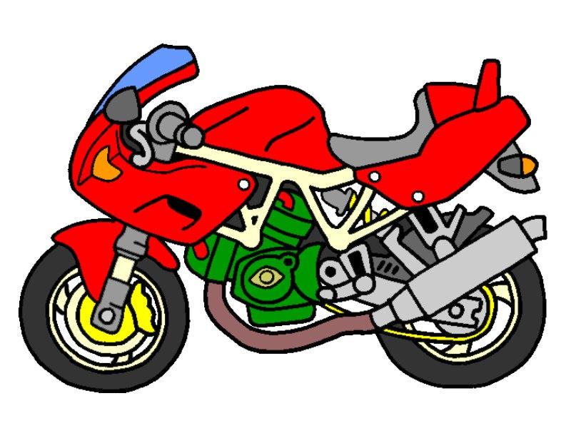 Racing Caf 232 Photo 250 Motorcycle Cartoons
