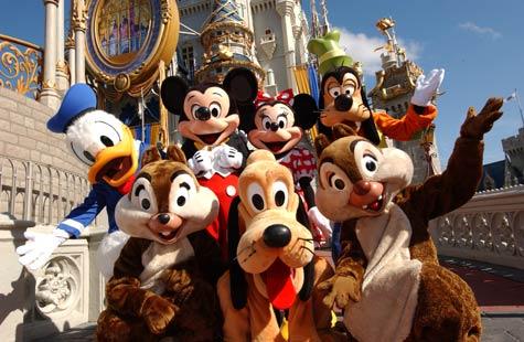 Orlando Parque Disney World