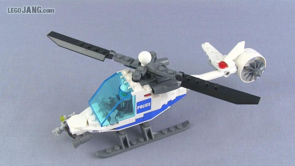 Lego Movie Police Helicopter 83301 | BAIDATA