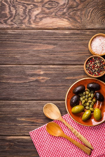 Fruits Eating Food on Wood
