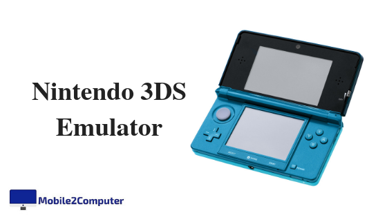 Nintendo 3DS Emulator - iOS Games on Windows