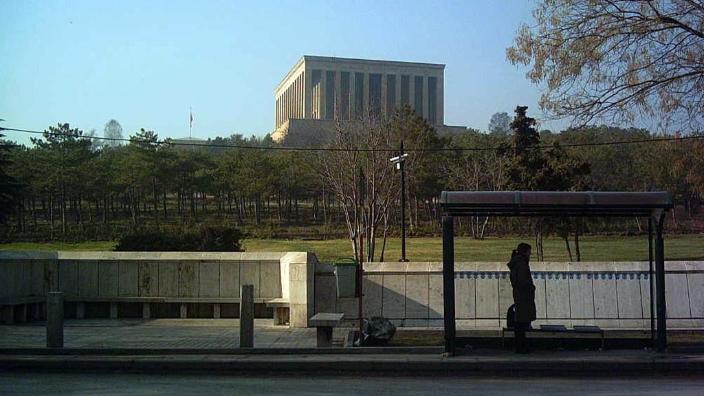 2000'lerin başı nostalji serisi: Ankara - Sınırlar Olmadan Seyahat