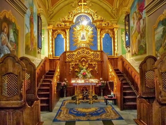 Гошівський Свято-Преображенський монастир