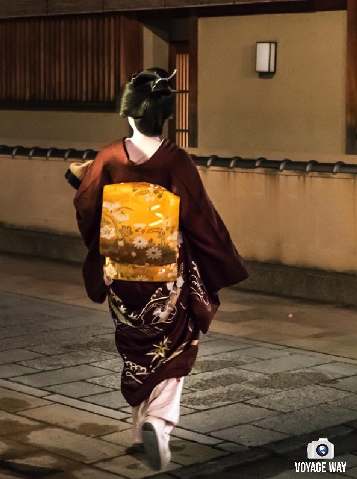 geiko de dos, Gion, Kyoto