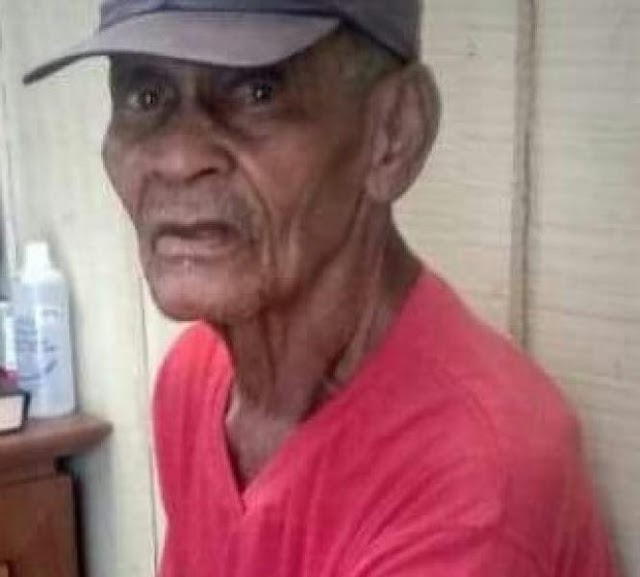 DESAPARECIDO-Família procura por senhor de 86 anos em Apucarana