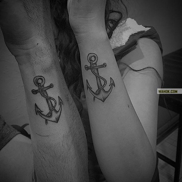 30 Gambar Tatto Jangkar