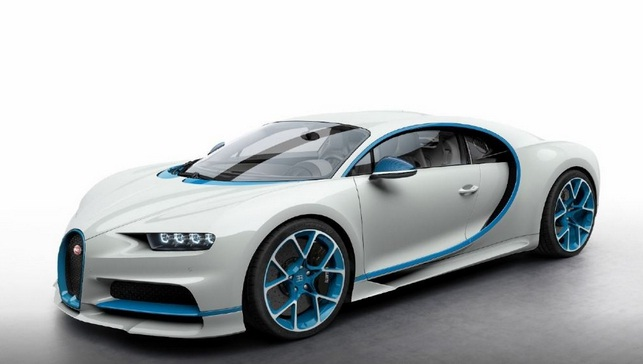 muscle car collection bugatti chiron used car 39 s price is more expensive than his new model. Black Bedroom Furniture Sets. Home Design Ideas
