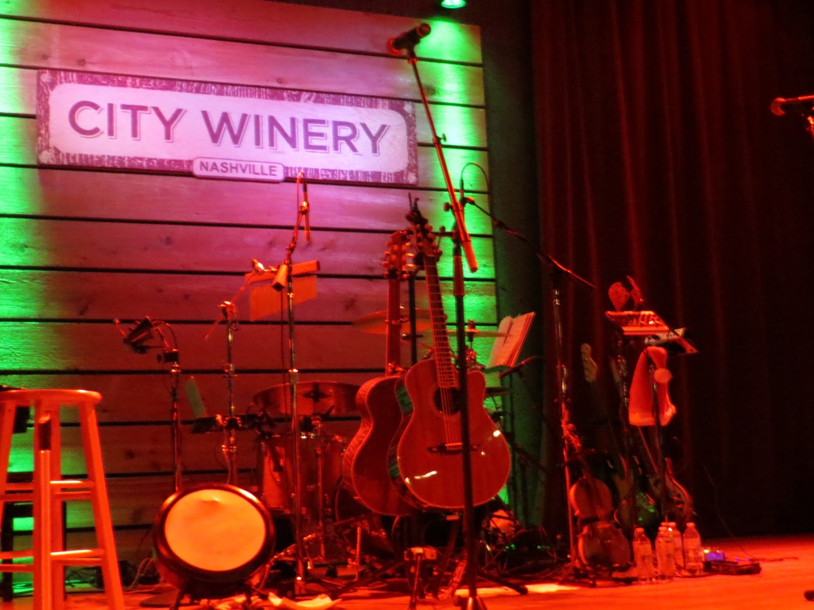 catch the celts soon and by all means visit the city winery at 609 lafayette in downtown nashville tennessee wwwcitywinerycomnashville - Christmas With The Celts