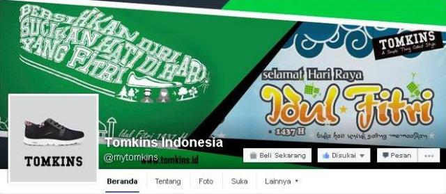 Facebook Tomkins