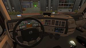Volvo VNL 670 dashboard by viber13