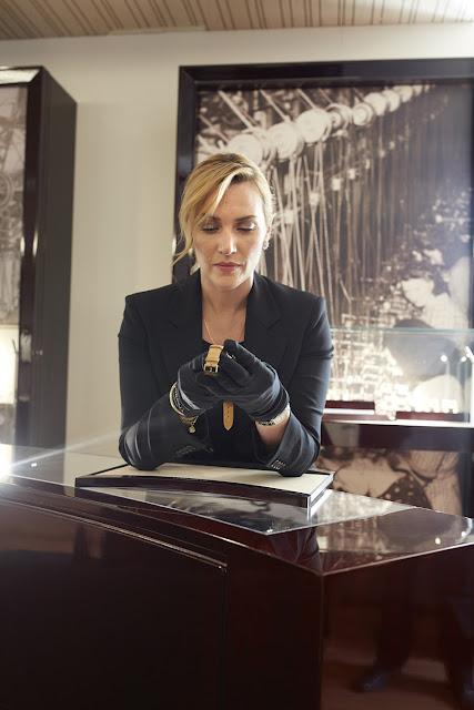Longines welcomes Ambassador of Elegance Kate Winslet to Saint-Imier