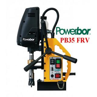 báo giá máy khoan từ powerbor