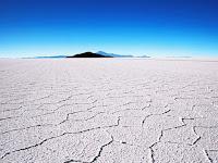 A SALT DESERT