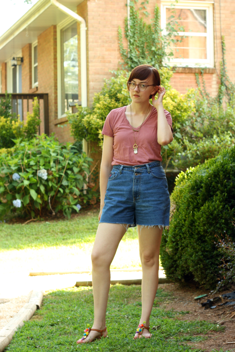 ethical summer outfit