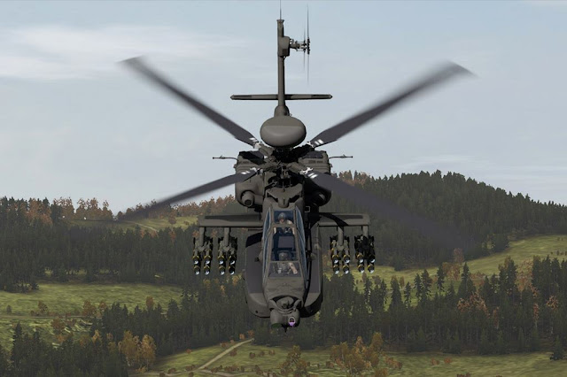 NETHERLANDS TO SPEND OVED USD 1 MILLION TO MODERNIZE AH-64 APACHE FLEET