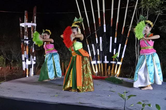 Tarian Dewi Mangrovesari