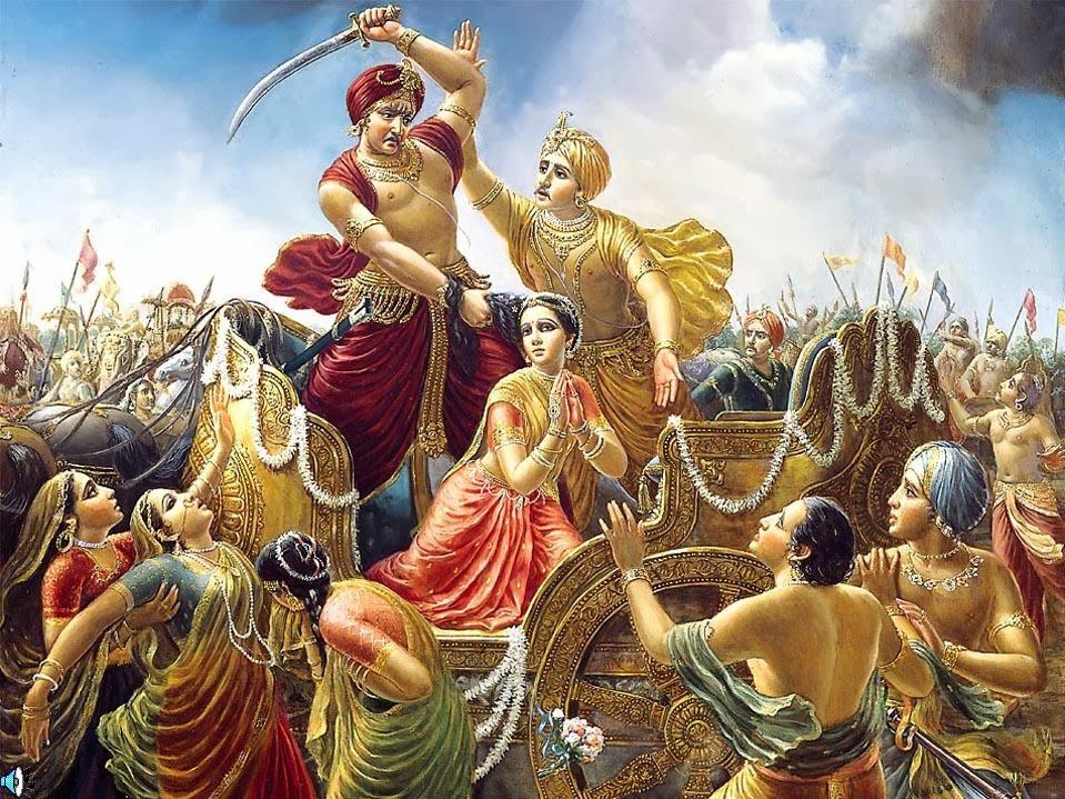 Mahabharat-Devki-VasudevMarriage-Wallpaper