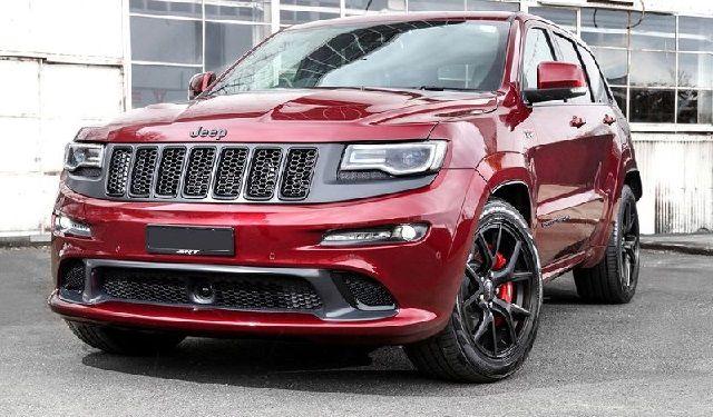 2019 Jeep Cherokee Diesel