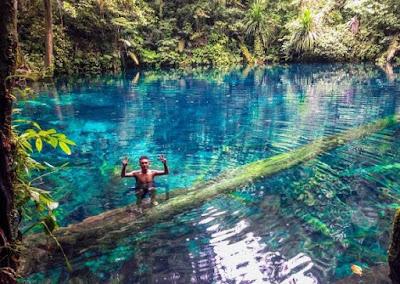 Tempat Wisata di Papua Yang Keren Banget